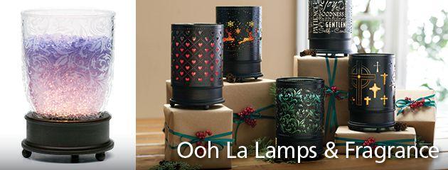 Celebrating Home - Ooh La Lamps & Fragrance - Ooh La Lamps | Pinterest