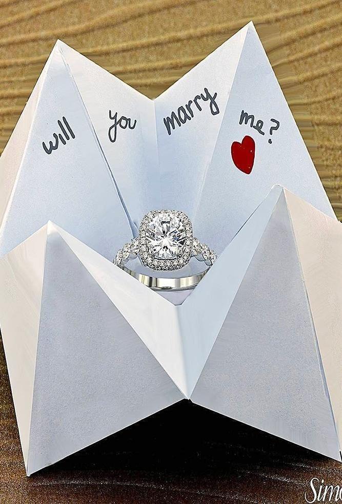 Heiratsantrag Englisch