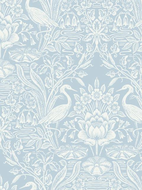 Pattern Number X6GHGWHPE7 in 2020 Toile wallpaper