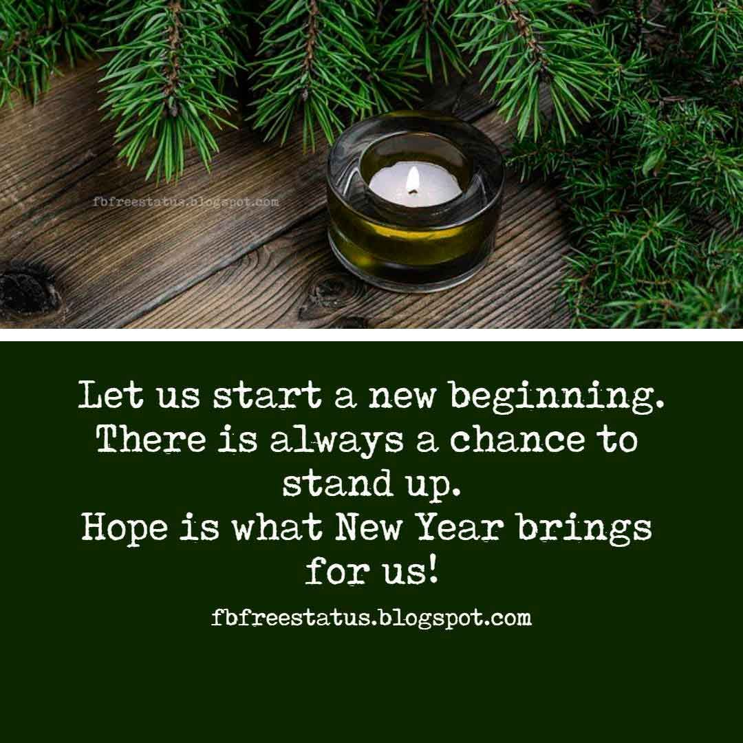 new year inspirational messages wishes and inspirational quote