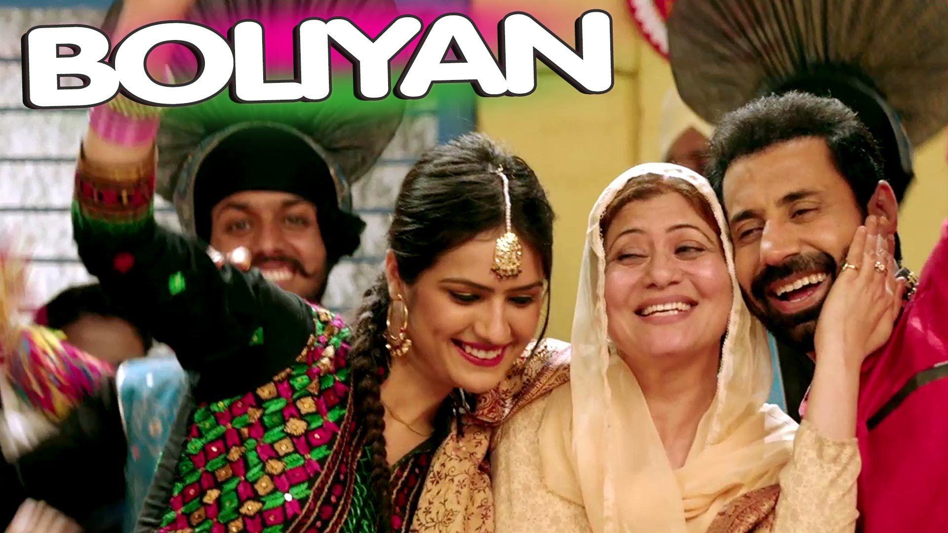 Boliyan Dulla Bhatti Binnu Dhillon New Punjabi Movies 2016 -8816
