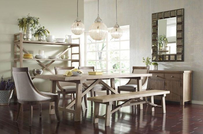 Dining Room Tables with Benches and Chairs -   quickhomedesign