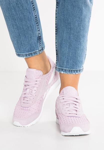 womens-lilac-reebok-classic-cl-nylon-slim-architect-trainers-shell-purple-white  | Ashoop - Trending Items | Pinterest | Reebok, Lilacs and Cl