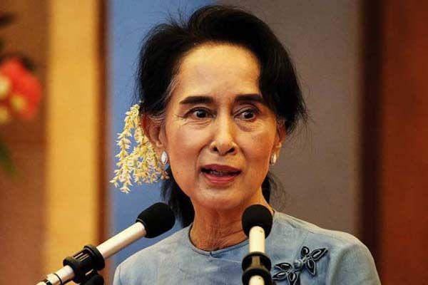 A short essay on life of Aung San Suu Kyi - Social Science - - | blogger.com