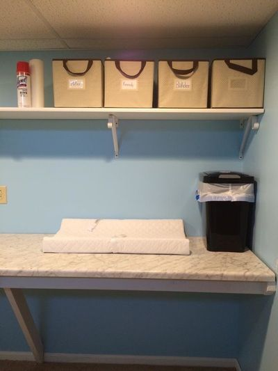 My Home Daycare Bathroom With Images: Childcare Bathrooms & Changing Areas