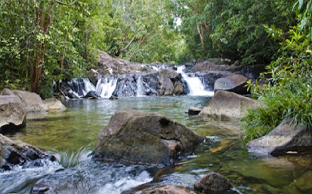 5 Tempat Wisata Air Terjun Bangka Belitung Yang Masih Alami