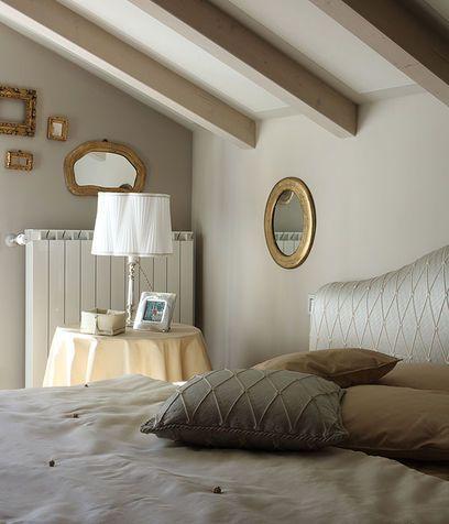 Grigio tortora per la camera da letto interior designer - Letto color tortora ...