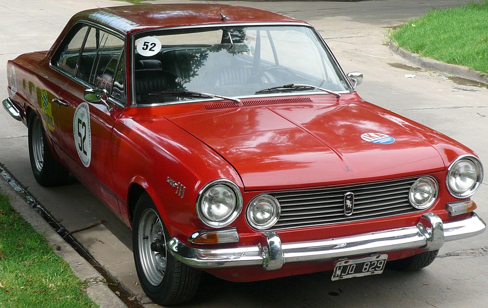 Ika Torino 380 1967 Usd 8000 44989 Autos Autos Antiguos Coches