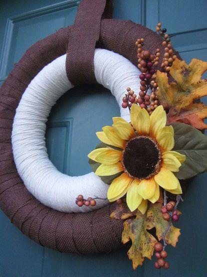 Diy Wreaths For Front Door Spring Craft Ideas