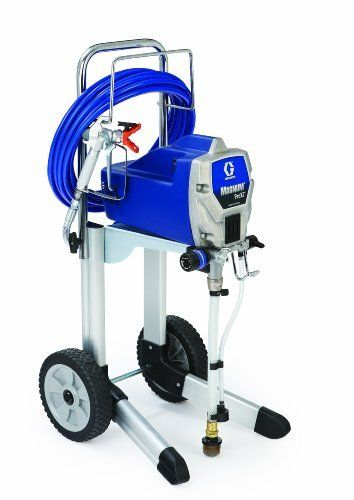 Graco Magnum 261815 Prox7 Hi Boy Cart Airless Paint Sprayer 633955218437 Maximum Delivery Rating 0 34 Paint Sprayer Reviews Paint Sprayer Best Paint Sprayer