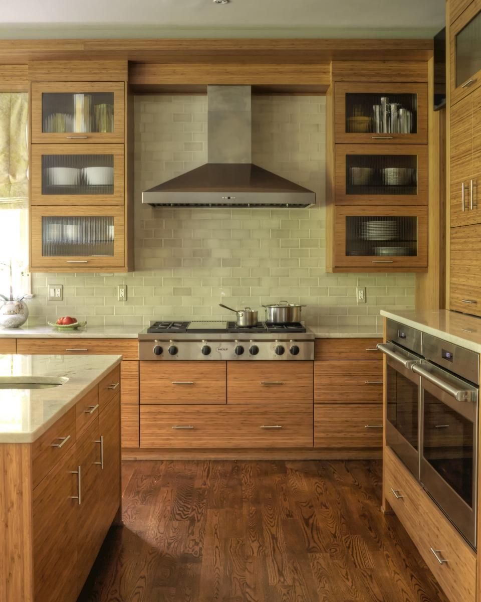 What S Trending In Kitchen Bath Cabinets And Accessories View Slideshow Kitchen Cabinet Design Kitchen Design Kitchen Tops