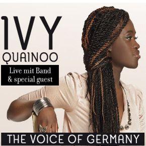 """Ivy Quainoo mit brandneuem Album """"Ivy"""" auf Tour 2012"""