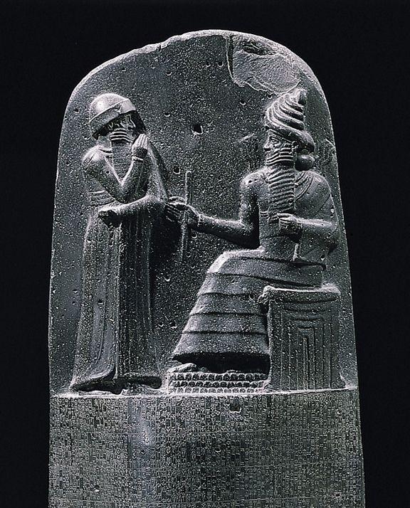 Babylonian King List - Ask.com Encyclopedia King Hammurabi of Babylon r, 1728-1686 BC