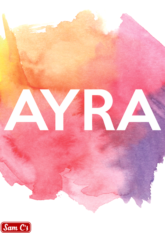 Ayra Name Meaning And Origin | Names with meaning, Girl ...