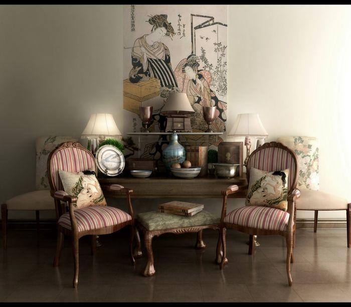 ▷ 1001 + ideas de interiores encantadores en estilo vintage - estilo vintage decoracion