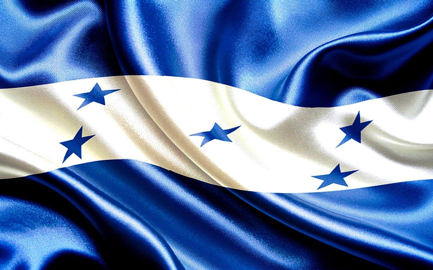 Flag Of Honduras Wallpaper Honduras Flag Flag Honduran Flag