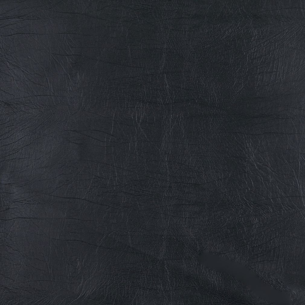 G800 Black, Faux Leather Upholstery Vinyl By The Yard