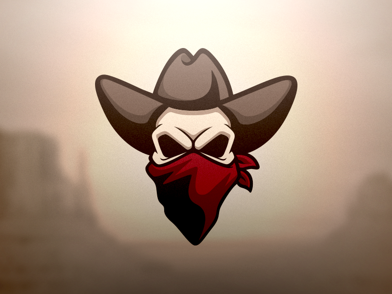 Outlaw - Logo Design | Logo design, Design and Sports