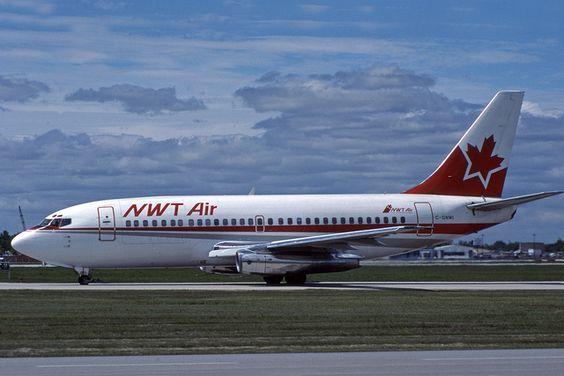 CGNWI (NWT Air) in 2020 Aviație