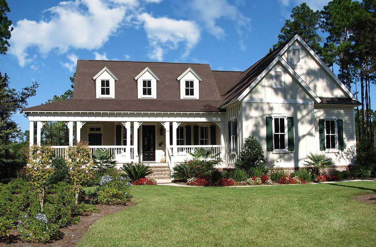 Plan 15889ge Country Home Plan With Wraparound Porch In 2021 Farmhouse Style House Plans Farmhouse Style House Country House Plans