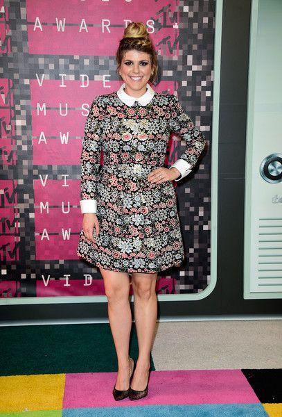 Molly Tarlov at the MTV Video Music Awards.