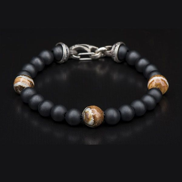WILLIAM HENRY Mammoth Tooth Bracelet