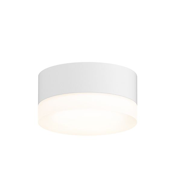Reals Surface Mount Is Like A Silver Tipped Cube Sonneman A Way Of Light Modern Outdoor Ceiling Light Sonneman Outdoor Ceiling Lights