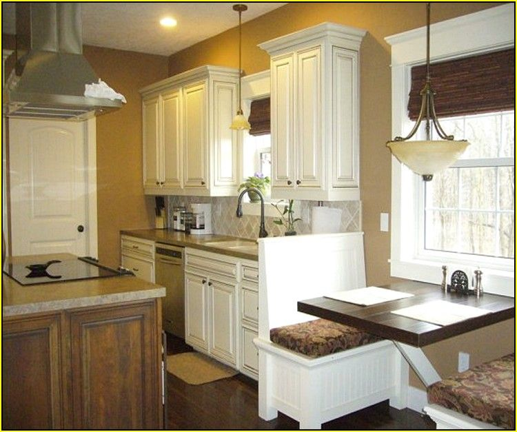 what color should i paint my kitchen with gray cabinets from Can I ...