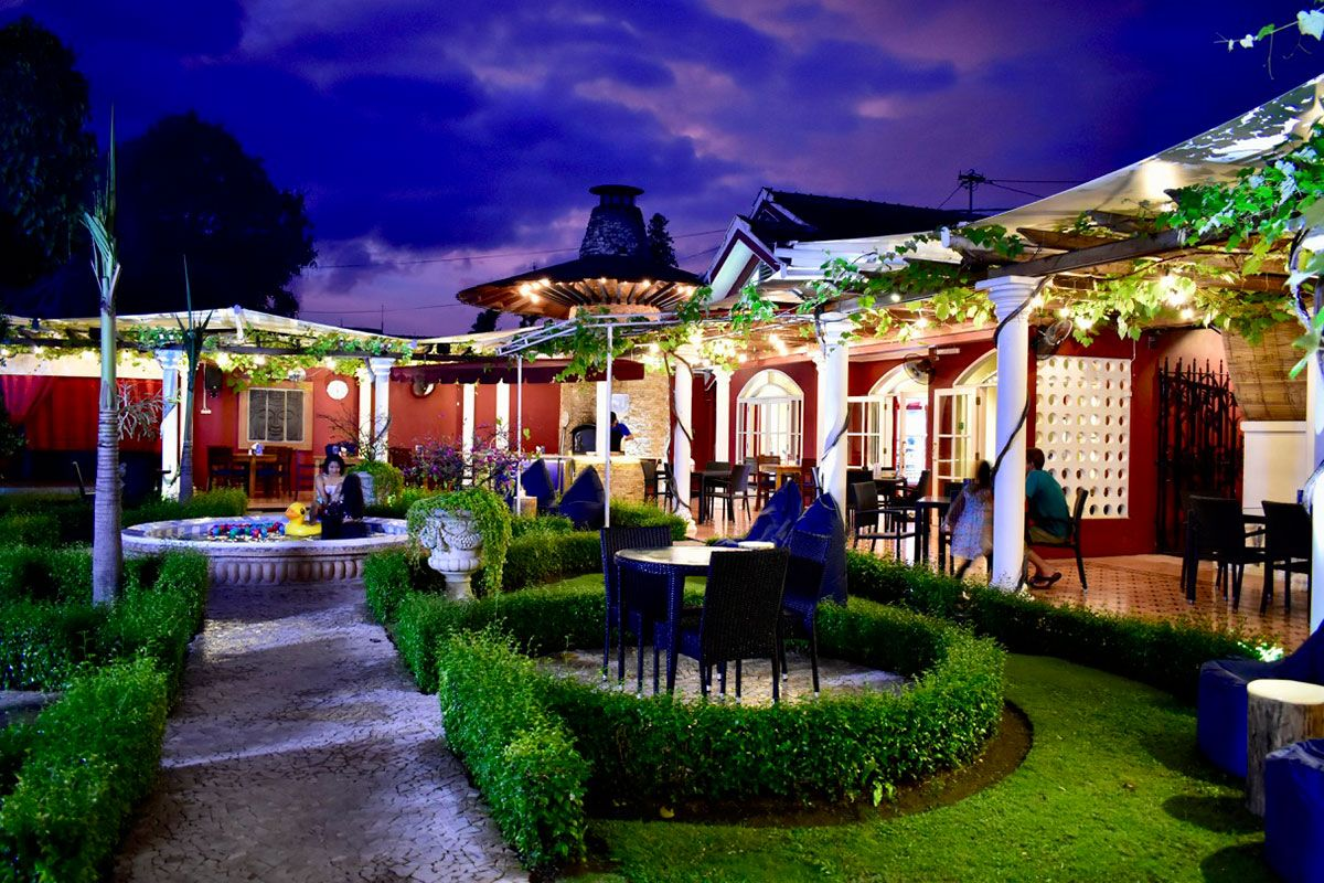Easy Garden Restaurant & Cafe Yogyakarta, Indonesia in
