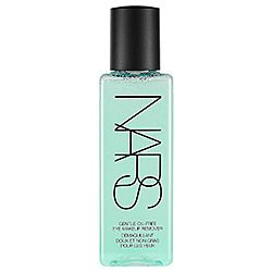 What it is: A high-performance, extremely mild makeup remover that removes all types of makeup, including waterproof.What it does: This formula removes of all types of makeup, including waterproof formulas. The non-greasy solution glides across sk