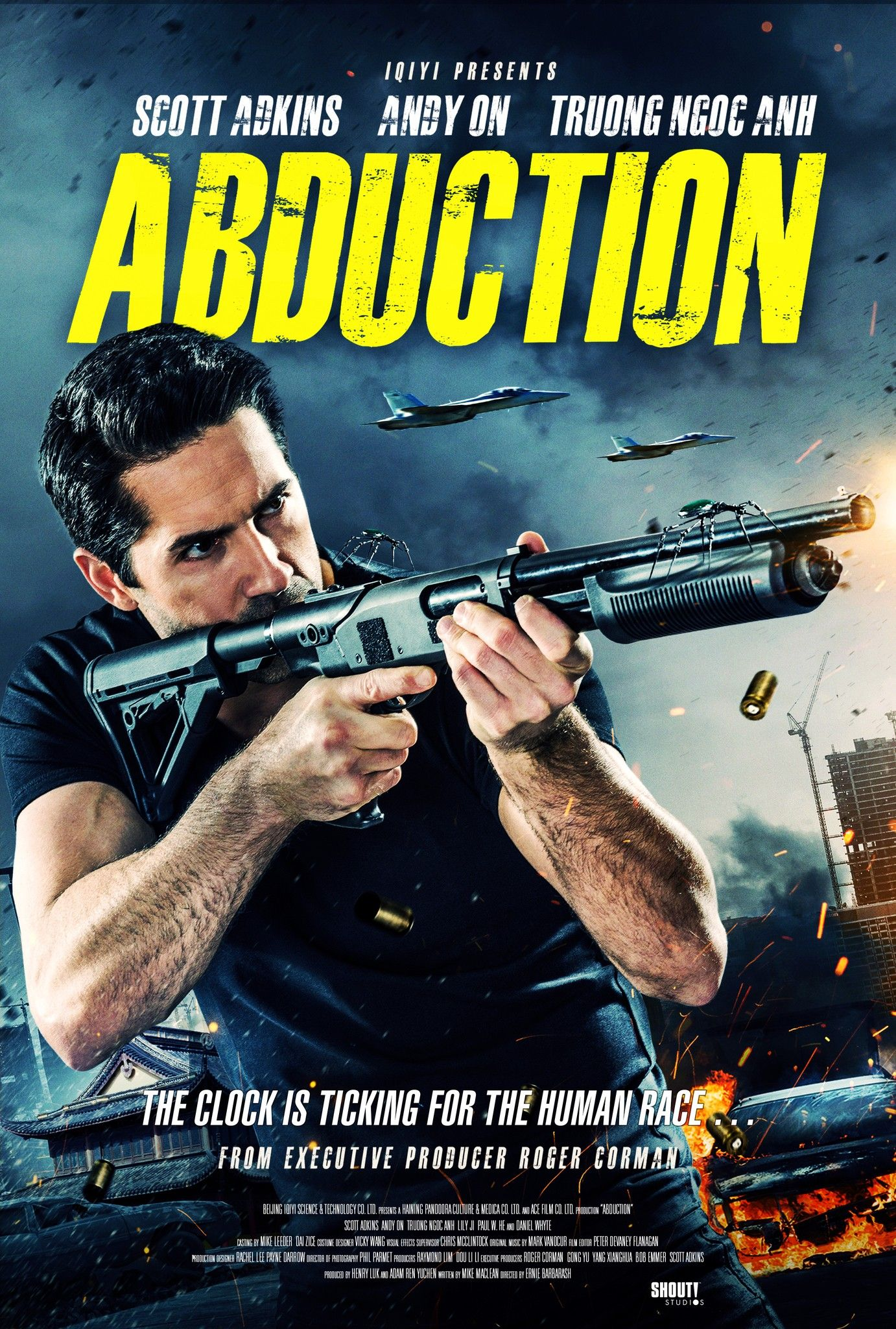 Abduction 2019 In 2020 B Movie About Time Movie Movies