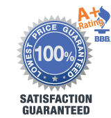 Lowest Price Guarantee Complete 100 Satisfaction Satisfaction Promo Items The 100