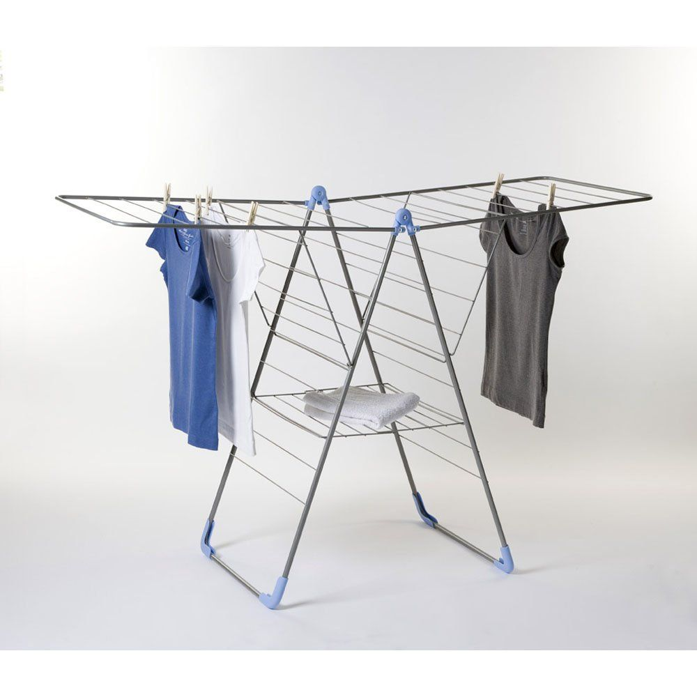 Amazon Drying Rack Enchanting Amazon  Moerman Laundry Solutions Yairer Indoor Folding Cloth Design Inspiration