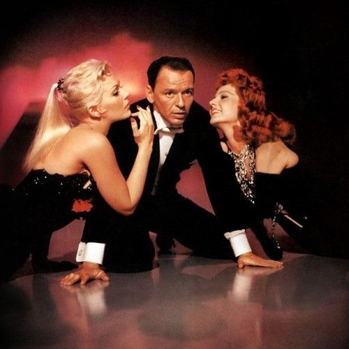 Kim Novak, Frank Sinatra & Rita Hayworth - Carefully selected by GORGONIA www.gorgonia.it