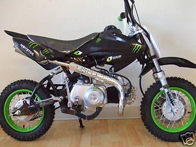Sweet monster energy pit bike   Dirtbikes   Pinterest ...