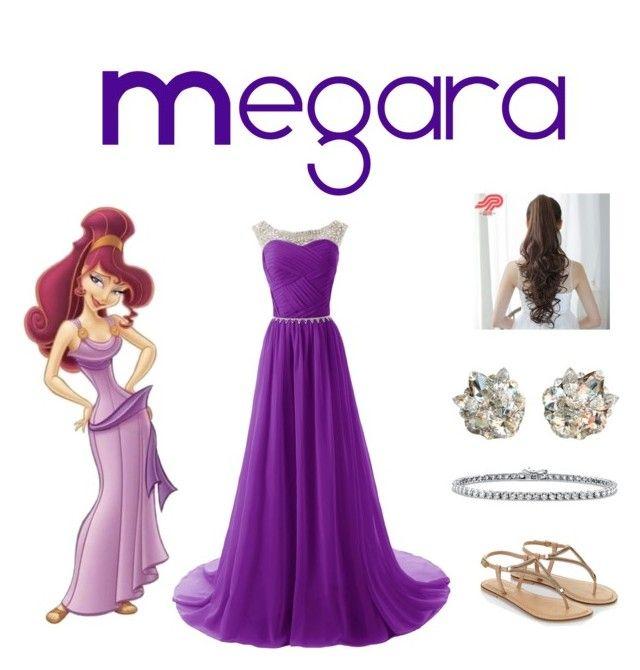 Megara Hercules Disney Theme By Disney Girl121 Liked On