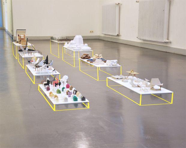 prototypen, mock-ups und modelle – werkzeuge zur formfindung, Innenarchitektur ideen