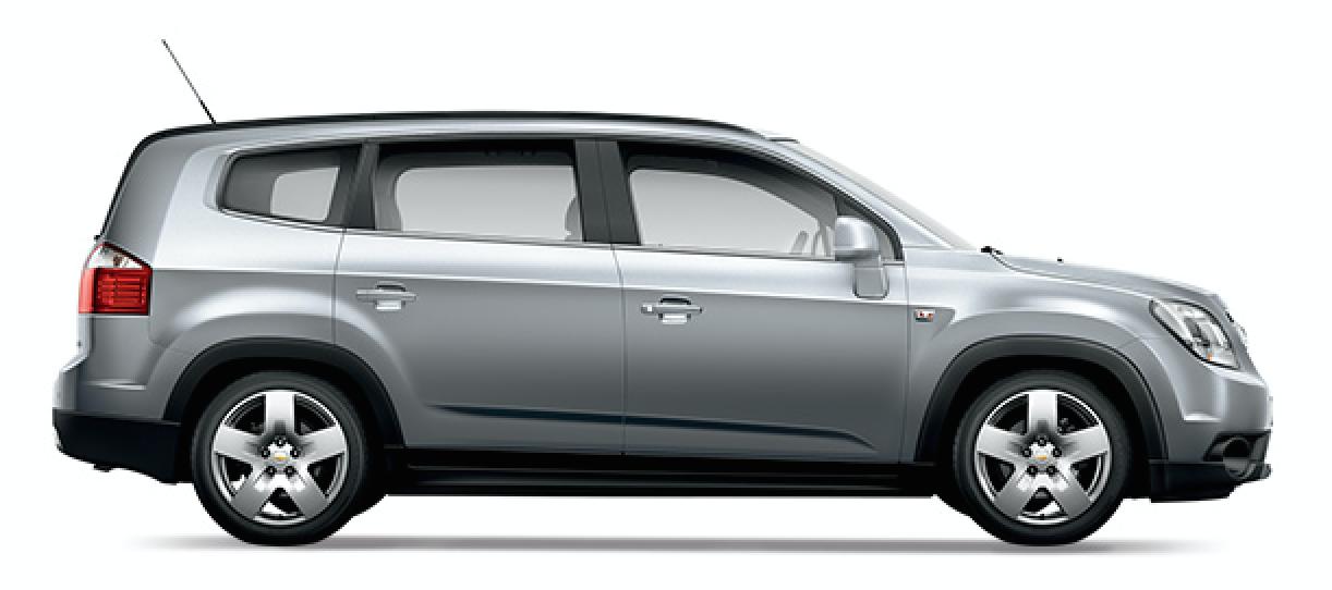 Chevrolet Orlando Concept Photo Gallery Mobil