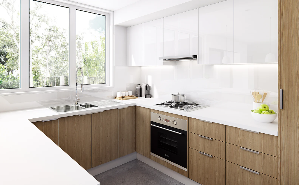 Kitchen Inspiration Gallery Bunnings Warehouse in 2020