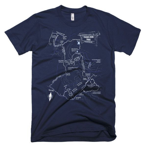 Trans-Zion Trail - Men's