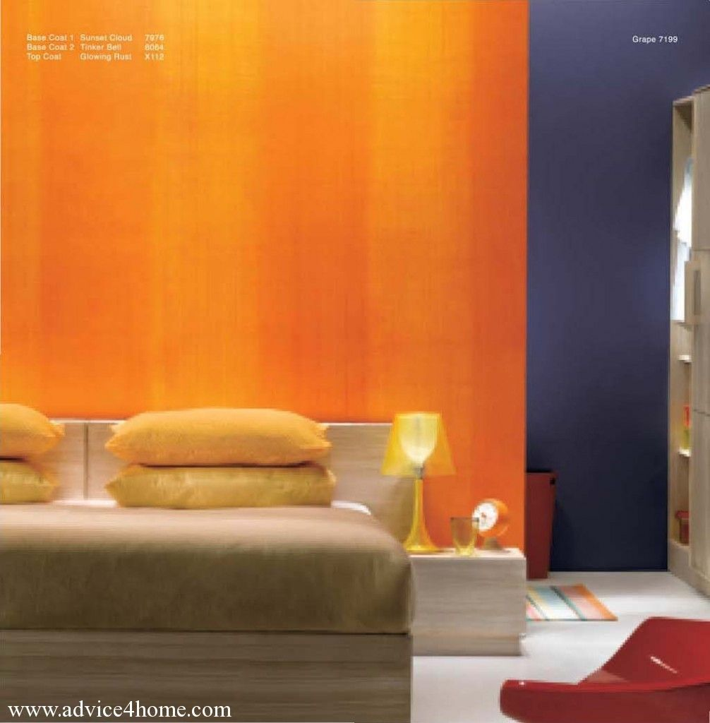 Bedroom Colour Combination Asian Paints asian paints royale play special effect for feature walls, wall