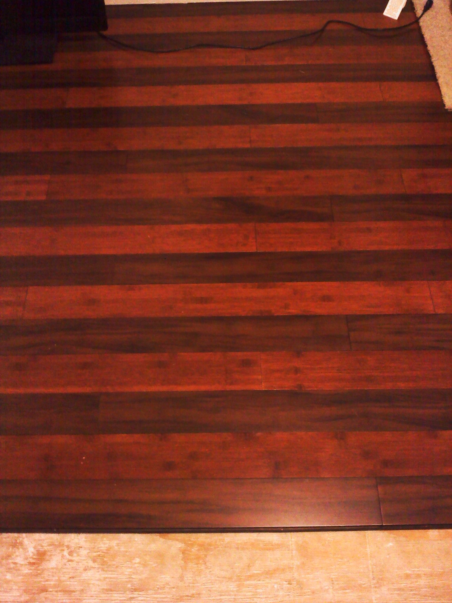 Cherry And Tiger Bamboo Flooring For The Home Flooring