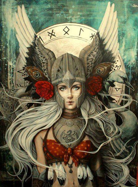 valkyrie m s piotr janik pinterest tatouage de valkyrie mythologie nordique and art celte. Black Bedroom Furniture Sets. Home Design Ideas