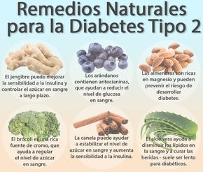 medicinas naturales de la diabetes
