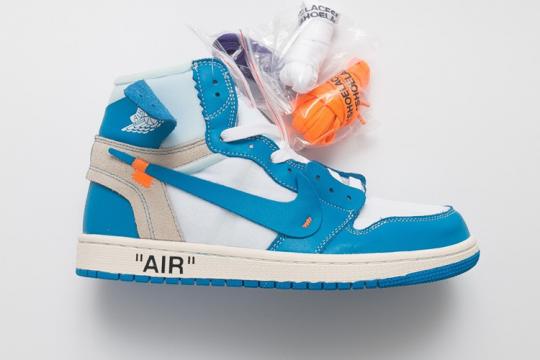 air jordan 1 retro high og azul