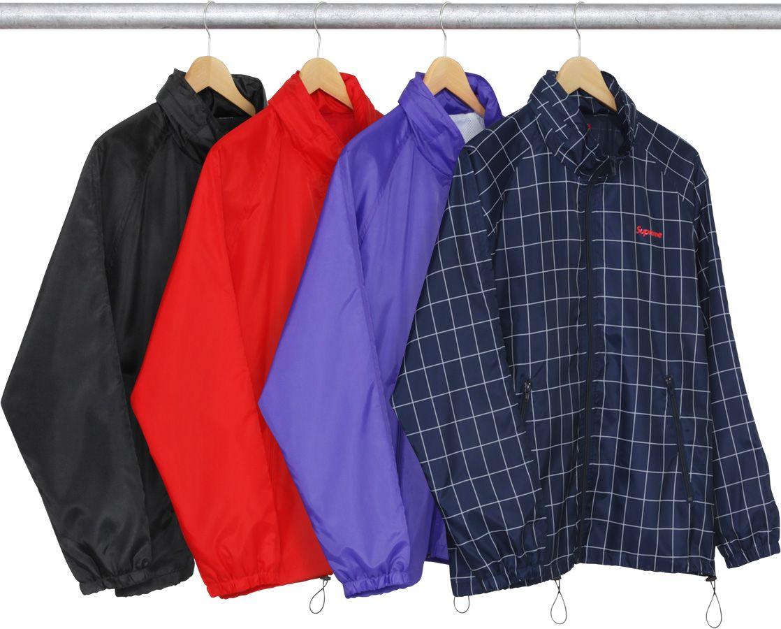 Supreme Windbreaker Warm Up Jacket | Supreme NY | Pinterest ...