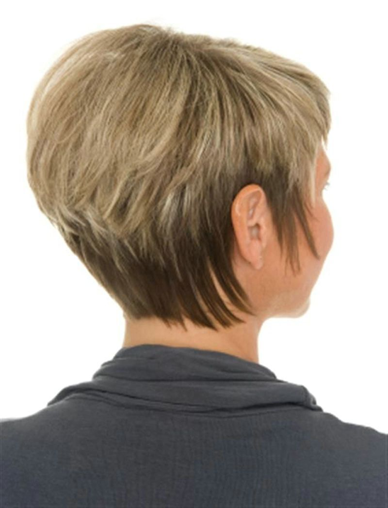 Short hairstyles for women over fine hair short haircuts for
