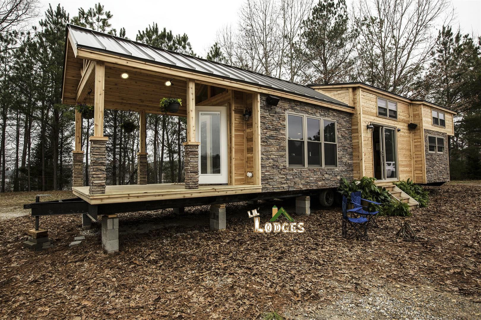 Pictures From Our Feature On Tiny House Nation FYI Network tiny