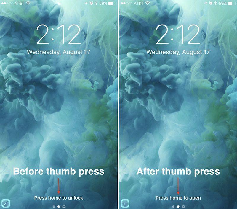 iphone 7 lockscreen 2