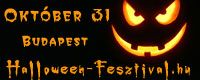Halloween Festival in Budapest. Get ready and visit.